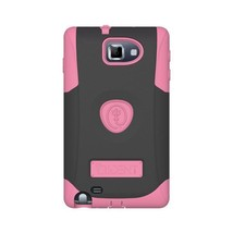 Trident Aegis Case, Samsung GALAXY Note, Black/Pink - $16.00