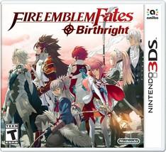 Fire Emblem Fates: Birthright (Nintendo 3DS, 2016) NEW - $42.47