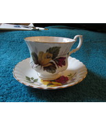 Hamilton Made In England Bone China Cup And Sau... - $9.99