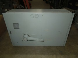 Westinghouse FDP Unit FDP325R 400A 3P 240V Single Fusible Panelboard Switch - $2,000.00