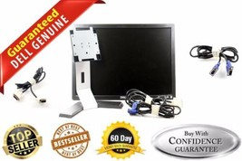"""Dell E207WFPC 20"""" 1680x1050 WideScreen LCD Monitor DVI VGA Display TW956... - $98.99"""