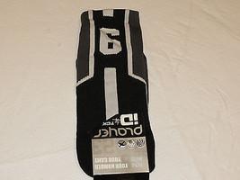 Player ID by TCK PCN LG # 6 TWI 1 sock black charcl vollyball basketball soccer - $19.78