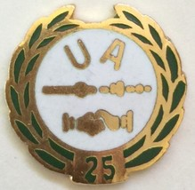 United Association Gold Tone Tie Tack ASSN of P... - $16.81