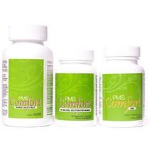PMS Comfort: Mood Support Program PMS Herbal, CMZ & Multi for PMS & PMDD... - $53.06