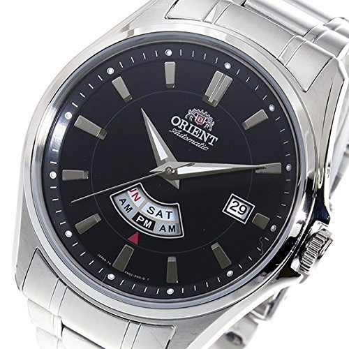 Primary image for ORIENT Men's Black dial Automatic watch SFN02004BH Made in Japan