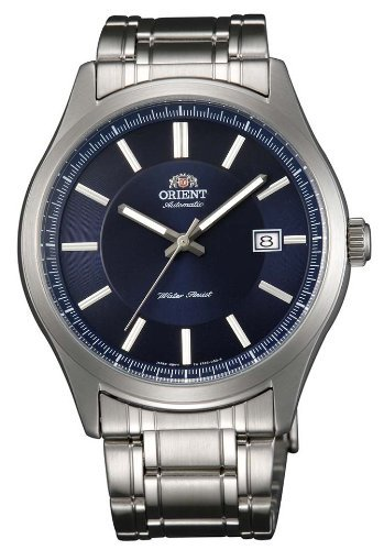 Primary image for Orient #ER2C005D Men's Champion Stainless Steel Blue Dial Self Winding Automa...