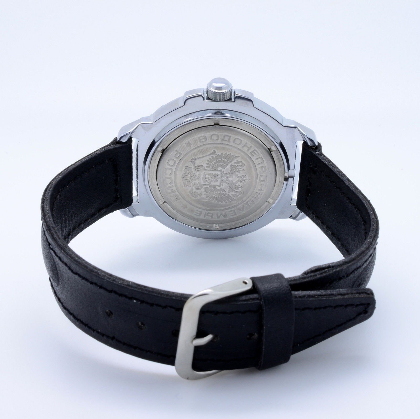 Vostok Komandirskie 431139 / 2414a Military Special Navy Commander Russian Wa...