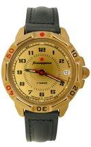 Vostok Komandirskie 819121 / 2414A Military Special Sports Mens Wrist Watch - $40.11