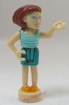 2000 Vintage Polly Pocket Doll Ultimate Clubhouse - Lila Articulating - $6.00