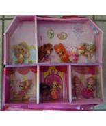 Mattel Barbie Miniature Tiny Doll Set in Mattel Barbie Case Rare  - $45.00