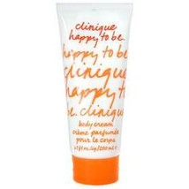 Clinique Happy To Be Body Cream - 2.5 oz/75 ml - READ DESCRIPTION! - $9.98