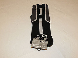 Player ID by TCK PCN MED # 3 TWI 1 sock black charcl vollyball basketbal... - $19.78