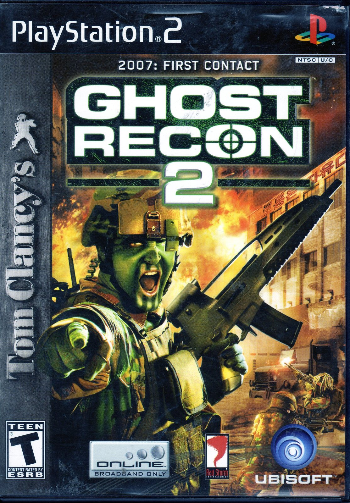 ghost recon jeu playstation - photo #18