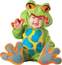 LIL' FROGGY INFANT/TODDLER COSTUME INF 6-12 Months By InCharacter - $64.54 CAD