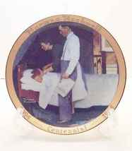 Freedom from Fear-Rockwell Plate - $35.00