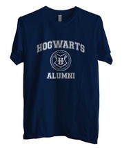 HA2 Hogwarts Alumni Harry Potter Men Tee S to 3XL NAVY - $20.00