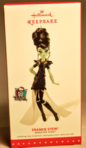 Hallmark Frankie Stein  Monster High  2015 Ornament - $10.14