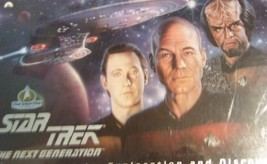 Star Trek The Next Generation Game  (Limited Edition Certified & Numbered) - $45.00