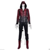Green Arrow season 4 Red Arrow Thea Queen Speedy Cosplay Full Costume Set - $207.89
