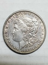 1899 MORGAN SILVER DOLLAR COIN Lot# 419-2