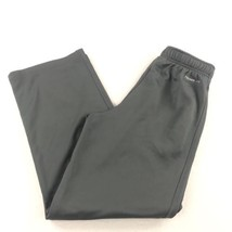Nike Therma Fit Casual Athletic Pants Boy's Gray Size L UC - 30-30 - $25.73