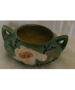 Roseville Magnolia open sugar bowl green 4-S  - $79.95