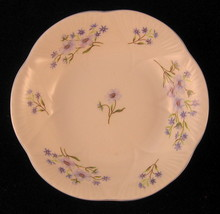 Shelley Blue Rock Dessert Bowl #13591 Bone China England - $40.09