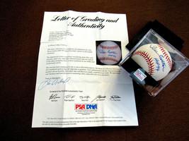 STEVE CARLTON HOF 94 PHILLIES CARDS SIGNED AUTO BASEBALL GRADED 8.5 PSA/... - $148.49