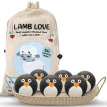 Wool Dryer Balls Organic Eco - Handmade, No Lint - Cool Friends Pack of ... - $23.71