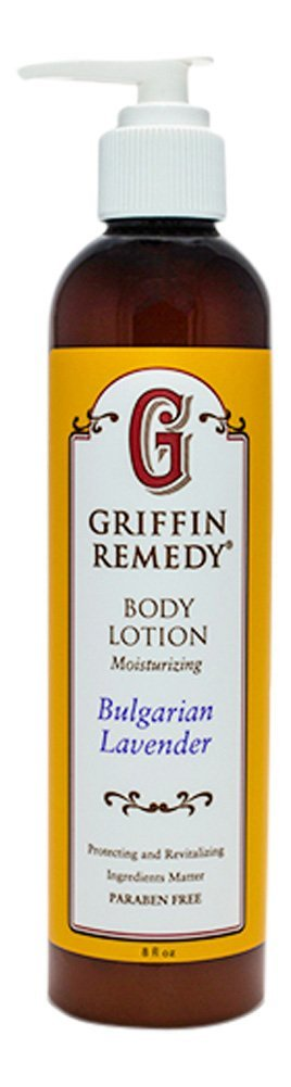 Griffin Remedy Bulgarian Lavender Body Lotion