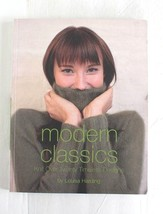 Modern Classics Knit Over Twenty Timeless Designs Louisa Harding 2006 Pa... - $12.84