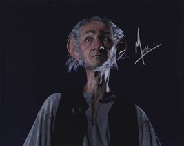 Mark Rylance In Person Authentic Autographed Photo Coa The Bfg Sha #58619 - $85.00