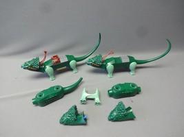 Lego Star Wars BOGA Varactyl Lizard Large Animal Minifigure & Parts Lot ... - $28.04