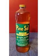 Vintage 1967 Pine Sol Glass Bottle NEW FULL 28 oz. *RARE* Vintage Genera... - $99.95