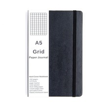 Grid Paper Journal Notebook Medium A5 Hardcover, 192 Pages Bullet Journa... - $16.96