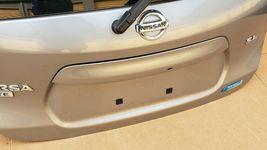 14-16 Nissan Versa Hatchback Rear Hatch Tailgate Liftgate Trunk Lid image 5