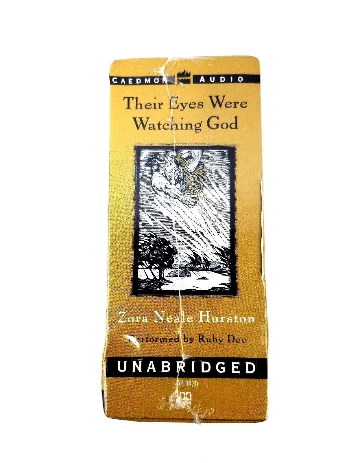 Their Eyes Were Watching God Zora Neale Hurston Audio Cassettes Mules & Men New