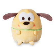 Disney Usa Pluto Scented Ufufy Plush Small New with Tags - $7.76