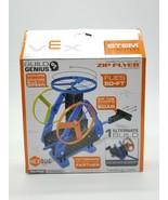 Build Genius Kids Hexbug VEX Robotics Construction Science Zip Flyer Lau... - $15.83