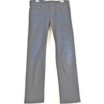 AG Adriano Goldschmied jeans 30 x 34 men Matchbox dark Slim Straight tall unique image 1