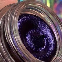 Melt X Beetlejuice NWOB PIGMENT POT Utterly Alone Vivid Violet Multi Use Paint image 4