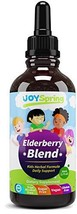 Organic Elderberry Syrup for Kids - Best Natural Kids Cold Medicine, Pur... - $31.11