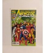 AVENGERS #25 - SIGNED BY GEORGE PEREZ - FREE SHIPPING IN THE U.S. AND CA... - $18.70