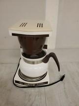 Vintage 10-Cup Quik Drip Coffeemaker West Bend 5970 - $49.49