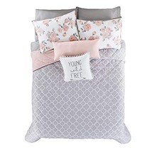 Jorge's Home Fashion Limited Edition Young Wild Free Teens Girls Reversible Comf - $205.92