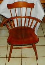Maple Armchair / Chair by Nichols & Stone  (BM) - $275.00