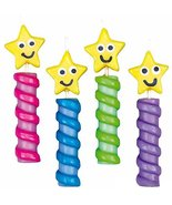 Wilton Chunky Stars Birthday Candles - $6.92