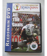 2002 FIFA World Cup Korea Japan All the Goals Reedswain DVD Football Soccer - $16.03