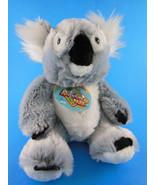 "Koala 10"" Webkinz Adventure Park Ganz Mint with tag no code - $7.29"