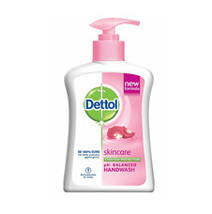 Dettol Skincare Ph  Balanced Hand Wash Free Dettol Soap 215 Ml - $12.49